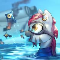 Patreon reward - Guttatus by JedaySkayVoker