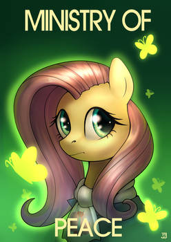 Fluttershy the ministry mare[5/6]