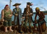 Lallis crew by Schuschinus