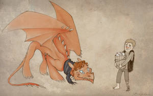 How to Train Your Cumberdragon by Sash-kash