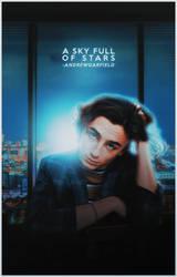 WATTPAD COVER: a sky full of stars by hiwendigo