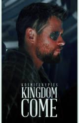 WATTPAD COVER: kingdom come by hiwendigo