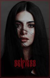 WATTPAD COVER: selfless by hiwendigo