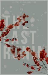 WATTPAD COVER: the last ronin by hiwendigo
