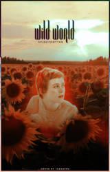 WATTPAD COVER: wild world by hiwendigo