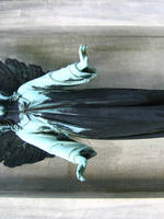 Angel statue 01 by restmlinstock