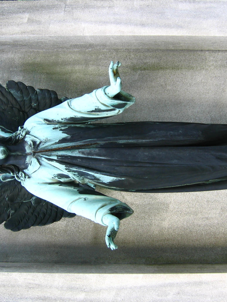 Angel statue 01 by