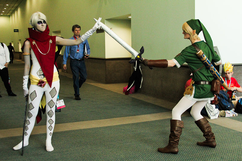 Ghirahim Boss Battle! by WhiteChocoBaby