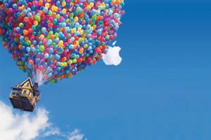 Apple Pixar wallpaper by LindsayCookie