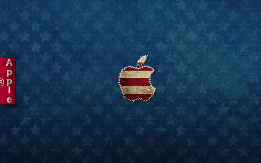 stars and stripes wallpaper Photo