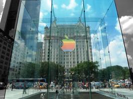 Apple Store NYC by LindsayCookie
