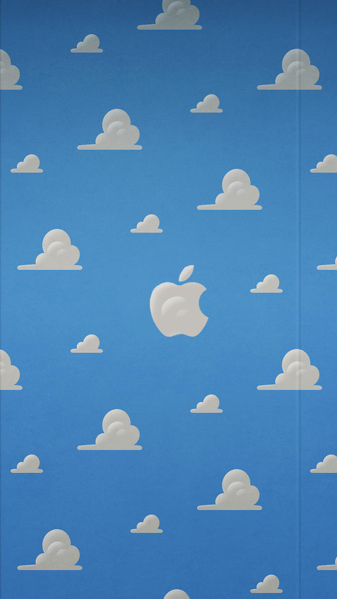 Wallpaper iphone toy story - Andy S Room Iphone 5 Wallpaper By Lindsaycookie
