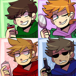 eddsworld icons by onetts
