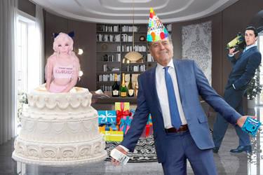 Be-lated Happy Birthday Haim Saban