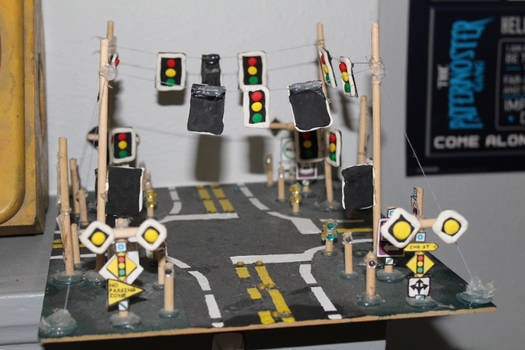 Model intersection