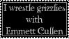 Emmett Stamp I by seremela05