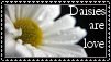 Daisy Stamp by seremela05