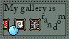 Random Gallery Stamp by seremela05