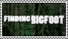 Finding Bigfoot Stamp by seremela05