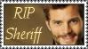 RIP Sheriff Graham by seremela05
