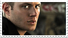 Supernatural: Dean Stamp I by seremela05