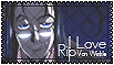 I Love Rip Van Winkle Stamp by Syrubis-Stock