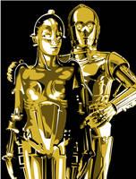 Maria and C-3PO by Shutori