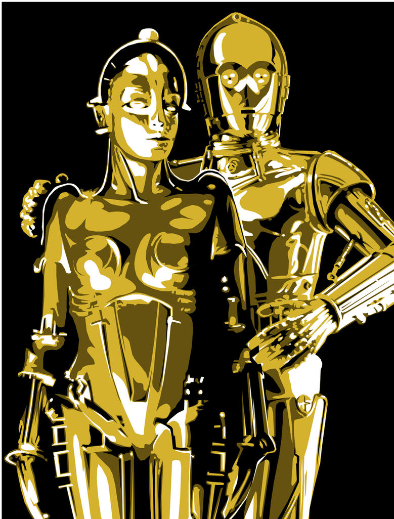 from Cesar was c3po gay