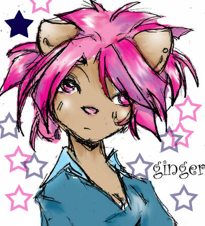 My doodle colored by nazaka