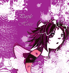 Purple Haze woo by nazaka