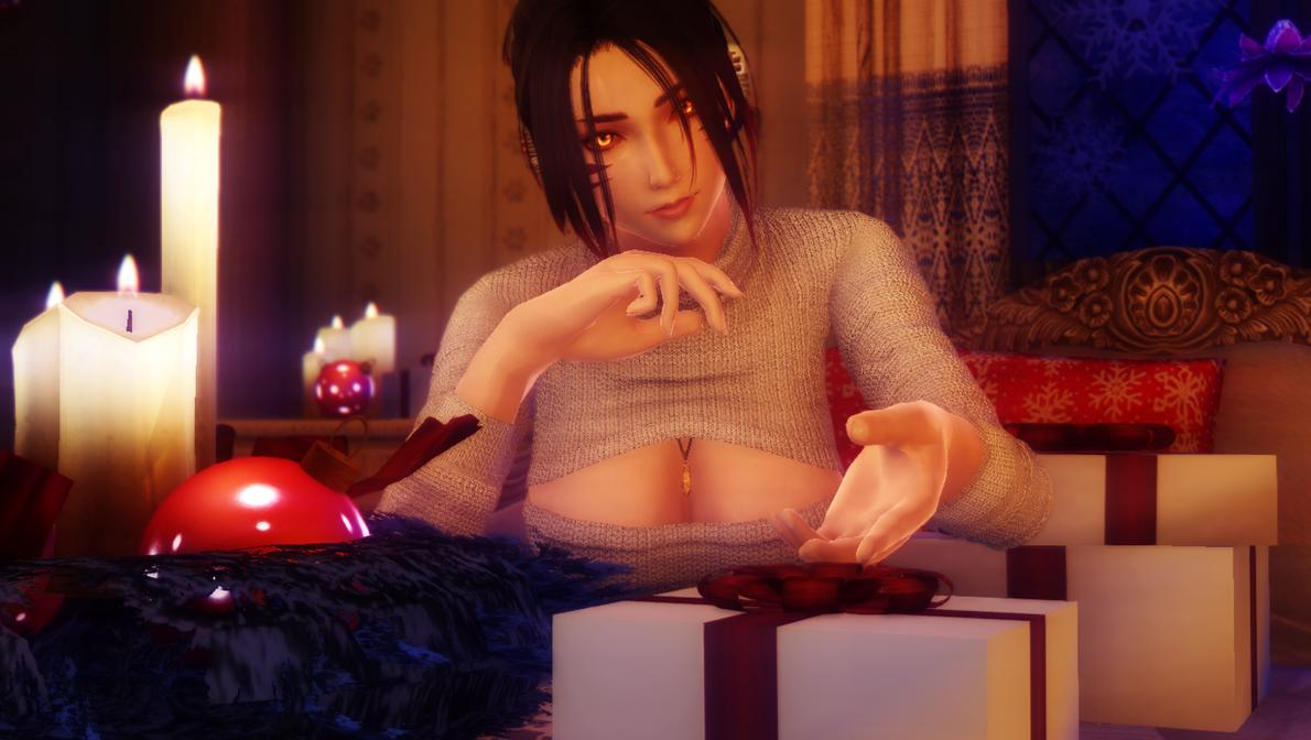 Presents - Day1 by Darigaz89