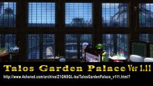 Talos Garden Palace v1.11 my miso800