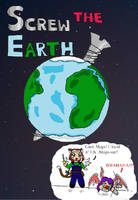 Reply 2 Mags 'Screw the Earth' by serena-inverse