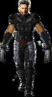 Hugh Jackman X-Force Suit(Unmasked)