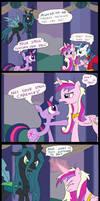 Pony Wedding! Alternate end
