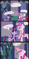 Pony Wedding! Alternate end