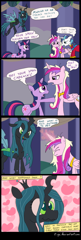Pony Wedding! Alternate end by tifu