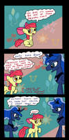 Apple Bloom's Dream!?