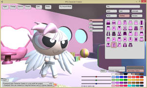 Powerpuff Girls: Character Creator v0.4