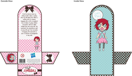 Raggedy Ann Package Design