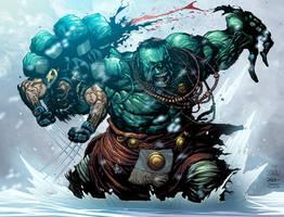 Ultimate Hulk and Wolverine 03 by JoshTempleton