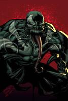 Venom Mat Lopes Colors by JoshTempleton