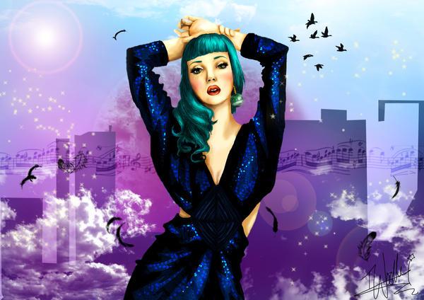 Love Angel Music Baby by izzycool91