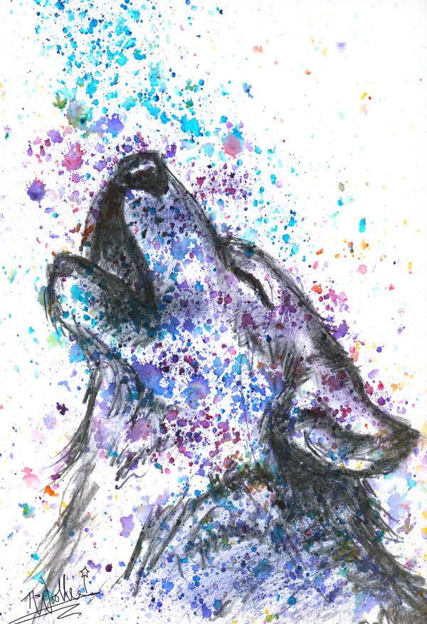 Wolf Brother by izzycool91