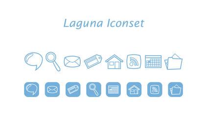 Laguna Iconset by fabianelima