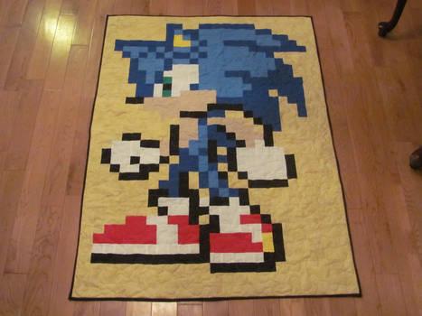 Sonic quilt