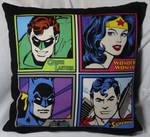 DC Comics Pillow