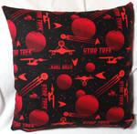 Star Trek Pillow 4