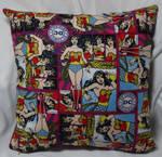 Wonder Woman Pillow