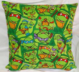 TMNT Pillow